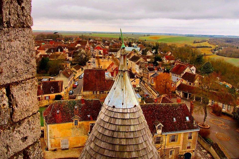 パリ郊外・世界遺産プロヴァンの中世祭に行こう!