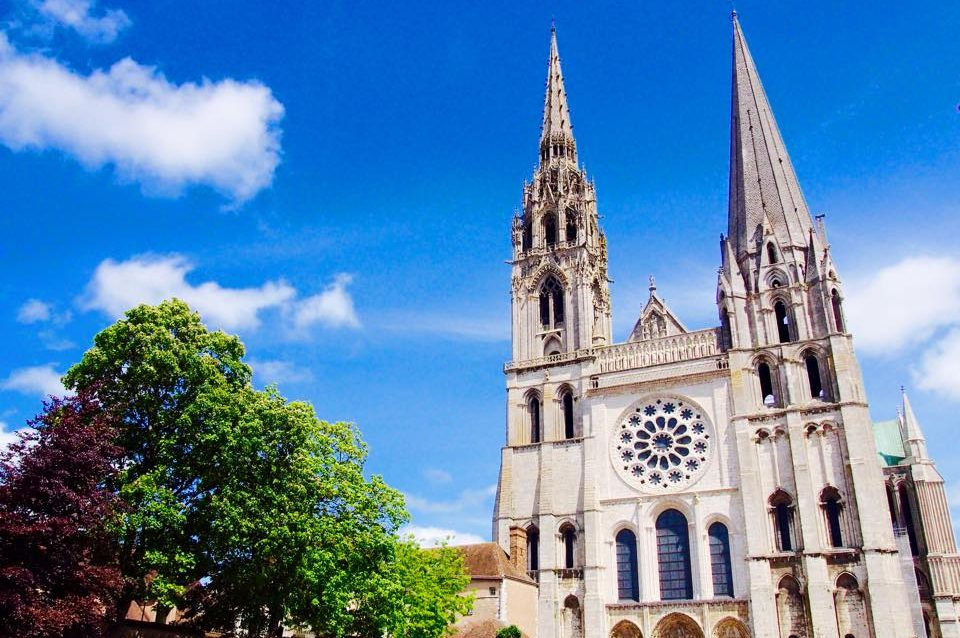【シャルトル】パリからすぐ!世界遺産の大聖堂を見に行こう