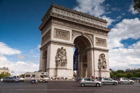 フランス・シャルルドゴール空港からパリ市内への移動方法