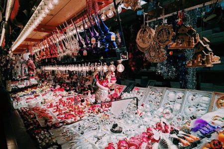 フランス最古のクリスマスマーケット!アルザス地方ストラスブール特集