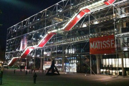 パリのお気に入り!美術館以外のポンピドゥー・センター活用法!