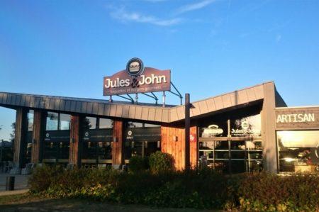 フランス南西部の美味しいハンバーガーショップ・Jules&John
