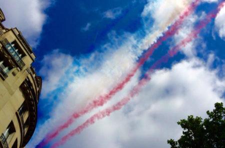 Le 14 juillet フランス革命記念日(パリ祭)を楽しもう!